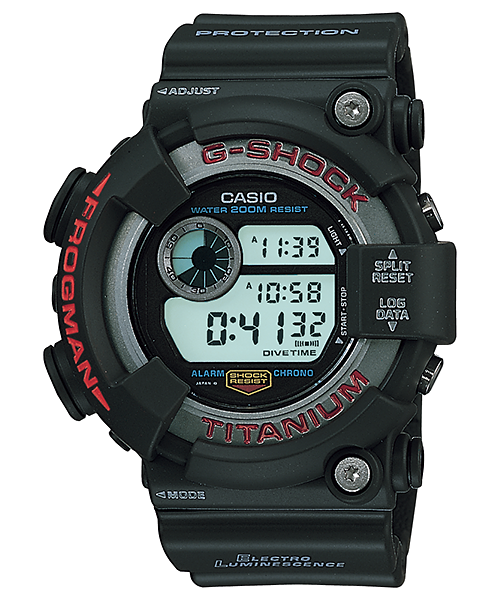 You are currently viewing All-time Favorite Vintage Casio G-Shock Frogman DW-8200