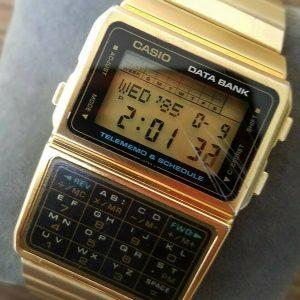 Admirable Casio Databank DBC-610 Unisex Watch