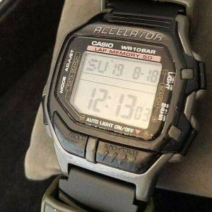 Casio ACL-200 Module 1531 Accelator Rare Model Men Watch
