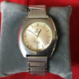 Rare Antique Rado 703 Hand Winding Cologny Watch for Men