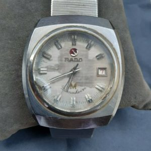 Rado 946505 Mannheim Date Automatic Watch for Men