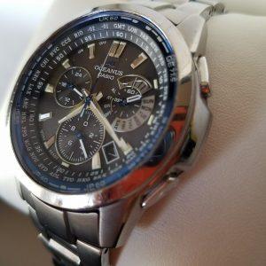 Elegance Casio OCW-M700 Module 4749 Oceanus Men Watch
