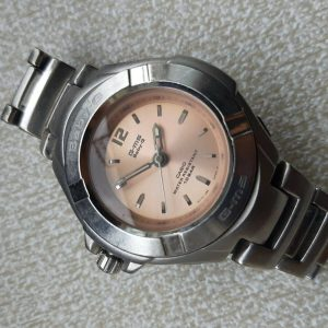 Baby-G MSG-502 G-MS Module 1799 Watch for Girls