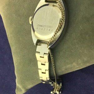 Vintage Rado 1970 Bernina Hand Winding Watch for Women Junk
