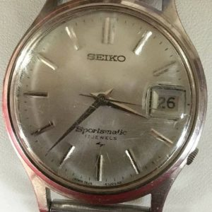 Seiko 7625-6293 Sportsmatic Mechanical Automatic Watch For Men