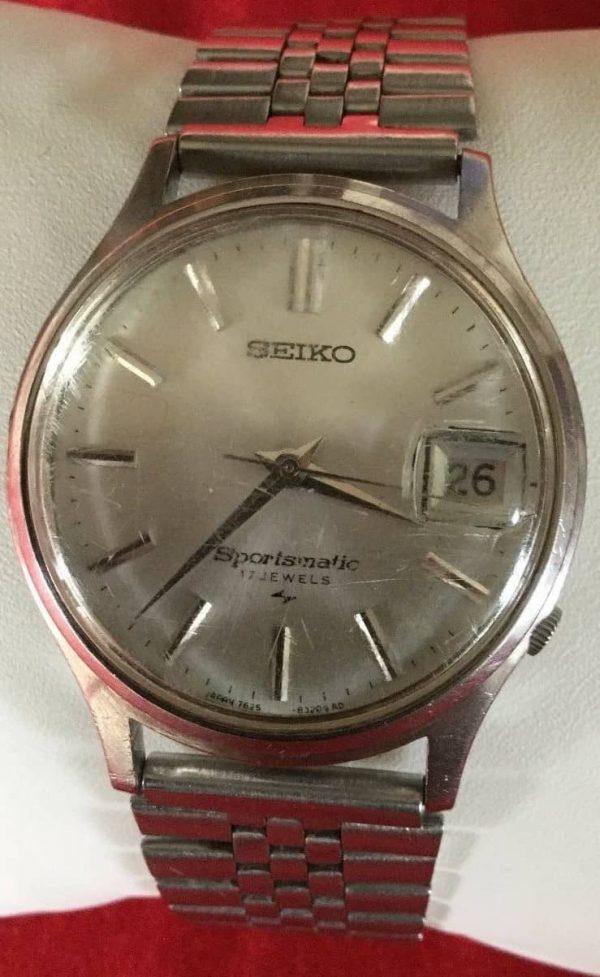 Seiko Sportsmatic 7625