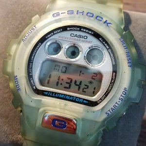 G-Shock DW-6900WF World Cup 98 For Men