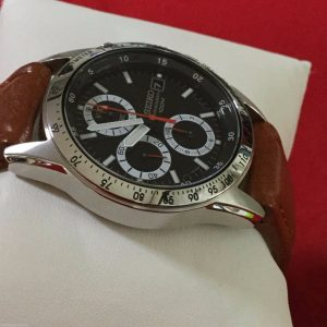 Seiko 7t92 0DW0 Chronograph 100M Watch For Men
