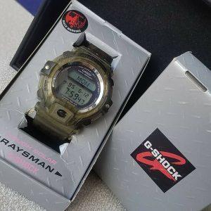 G-Shock DW-9300 Module-1583 Raysman Smoky Green Men Watch