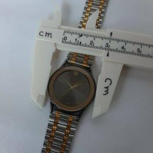 Alba 023882 Estate Black Dial Quartz Analog Watch for Men