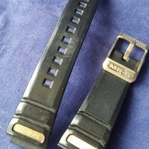 G-Shock MRG MRG-1 Watch Bands Black Color Set #7