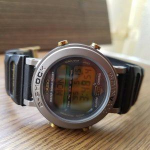 G Shock MRG-1 MR-G Module 1556