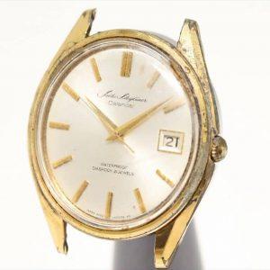 Seiko 6222-8000 Skyliner Calendar Hand winding 21 Jewels Watch For Men