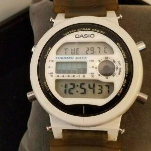 G-Shock DW-6100 Module 984 Digital Watch For Men