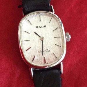 Rado A5053023 Silhouette Hand winding watch for women