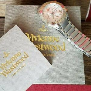 Vivienne Westwood VV099SL Westminster Chronograph Ladies Watch JUNK