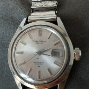 Seiko 2518 Module 0070 Special Automatic Watch For Women