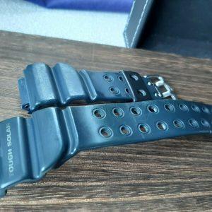 G Shock Frogman Diving Watch Bands Black Color