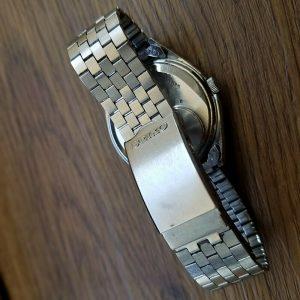 Seiko 711716 Type II Quartz Day-Date Watch for Men JUNK