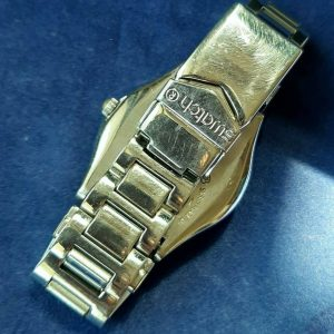 Swatch Irony For Girls Women Watch Swiss Made Junk Not Working for Parts Repair