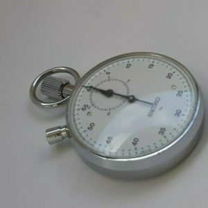 Seiko ACRP 88-5021 Mechanical Hand Winding Stop Watch