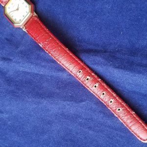 Seiko 2C21 Module 5530 R0 Quartz Base Metal Watch for Women