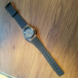 Seiko 5N1047 Quartz Day Date Watch for Men