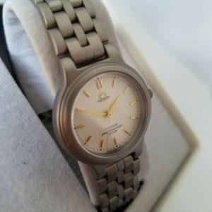 Citizen 5930-F921 Antimag 4800 Titanium Quartz Watch for Women