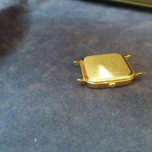Seiko 7321-5580 RO Quartz Women Watch White Dial For Parts
