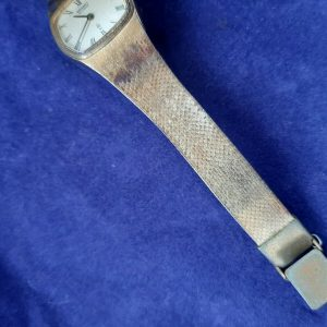 Seiko 43-3120 ASGP Quartz Women Watch With Gold Dial