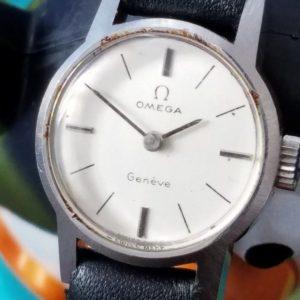 Omega Hand-Winding Analog Watch for Women JUNK