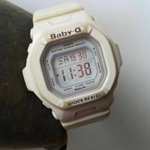 Baby G BG 5600WH Module 2994 Quartz Digital Watch For Girl Women