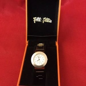 Authentic Folli Follie Steel Collection Watch for Women