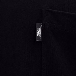 GU Japan Space Odyssey Men`s Graphic T-Shirt Black From GU Japan Size: XL 1pc