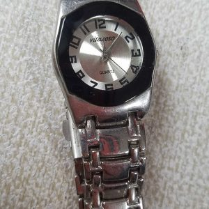 Vitaroso Quartz Watch Junk Watches Lot of 6 Watches Lot No.A210 For Men Women Unchecked for Parts or Repair