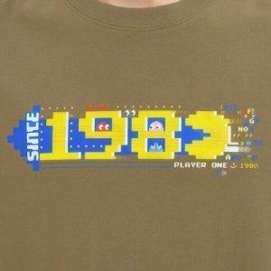 GU Men`s Pacman 1980 Game